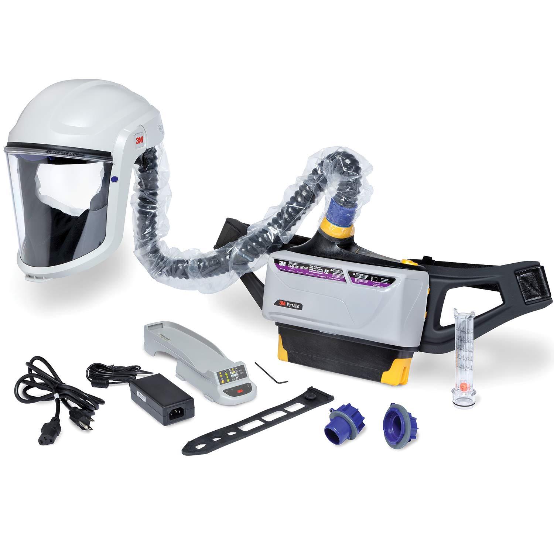 Max 43% OFF 3M Versaflo Powered Air Sacramento Mall Purifying Painters Kit Respirator TR-800
