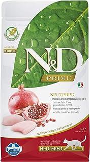Farmina Chicken & Pomegrante Neutered Cat Dry Food, 1.5Kg