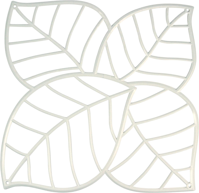 Koziol Leaf Room Daily bargain sale Divider Ornament 4 Cotton 0 Piece White New mail order