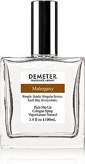 Demeter 3.4oz Cologne Spray - Mahogany