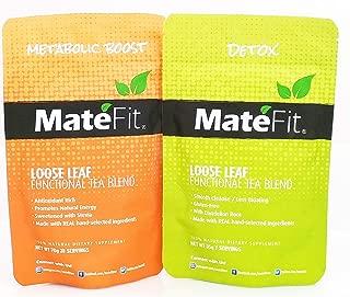 MateFit.Me Weight Loss Suppressant Detox Tea 14 day Teatox