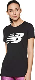 new balance Women's Relaxed Fit S/S Top