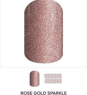 Rose Gold Sparkle Nail Wraps, Half Sheet, Jamberry Nail Wraps …