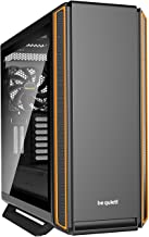 be quiet! Silent Base 801 Window Orange, BGW28, Mid-Tower ATX, 3 Pre-Installed Pure Wings 2 Fans, Tempered Glass Window