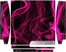 Pink Smoke Vinyl Decal Sticker Skin by Moonlight Printing for Playstation 3 & PS3 Slim