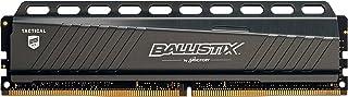 Ballistix Tactical BLT4G4D30AETA - Memoria RAM de 4 GB (DDR4, 3000 MT/s, PC4-24000, SR x8, DIMM 288-Pin) [Modelo Antiguo]