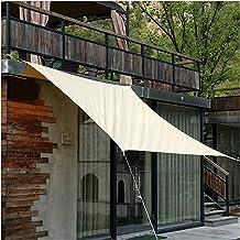 LIXIONG Sunblock Shading Net, 95% UV-bescherming Waterdichte Zonnescherm Doek, Outdoor Permeable Scheurbestendig voor Balk...