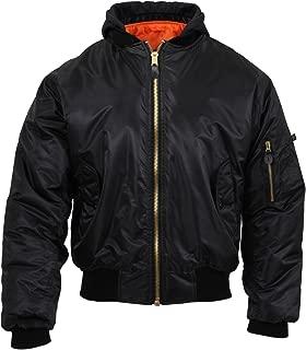 Hooded MA-1 Flight Jacket