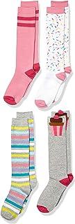 Amazon Brand - Spotted Zebra Girls Knee Socks