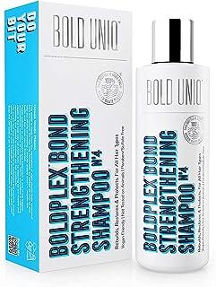 BoldPlex 4 Shampoo Rinforzante per Capelli Secchi e Danneggiati - Formula Idratante, Nutriente per Capelli Mossi, Colorat...