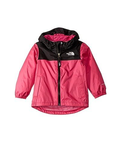 The North Face Kids Zipline Rain Jacket (Toddler) (Mr. Pink) Girl