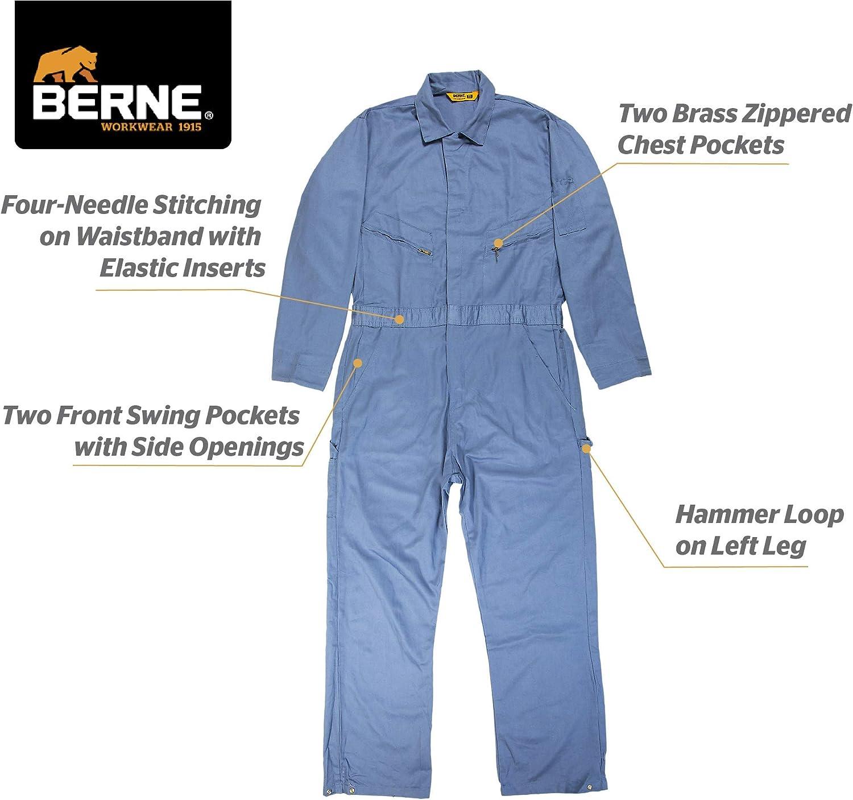Berne Timber Flannel Shirt Jacket