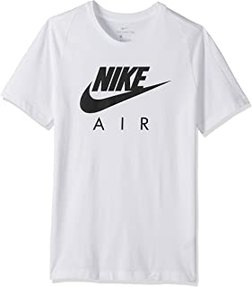 Nike Men's NSW Tee Story Pack 3, White, Small