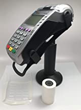 Verifone Vx520 EMV CTLS Terminal, Swivel Stand, Full Device Spill Cover and 2-1/4