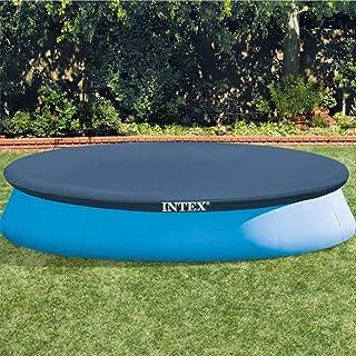 Intex 28022 Pool Cover For Easy Set Pool 3.66 M, Multi Color, Multi Color