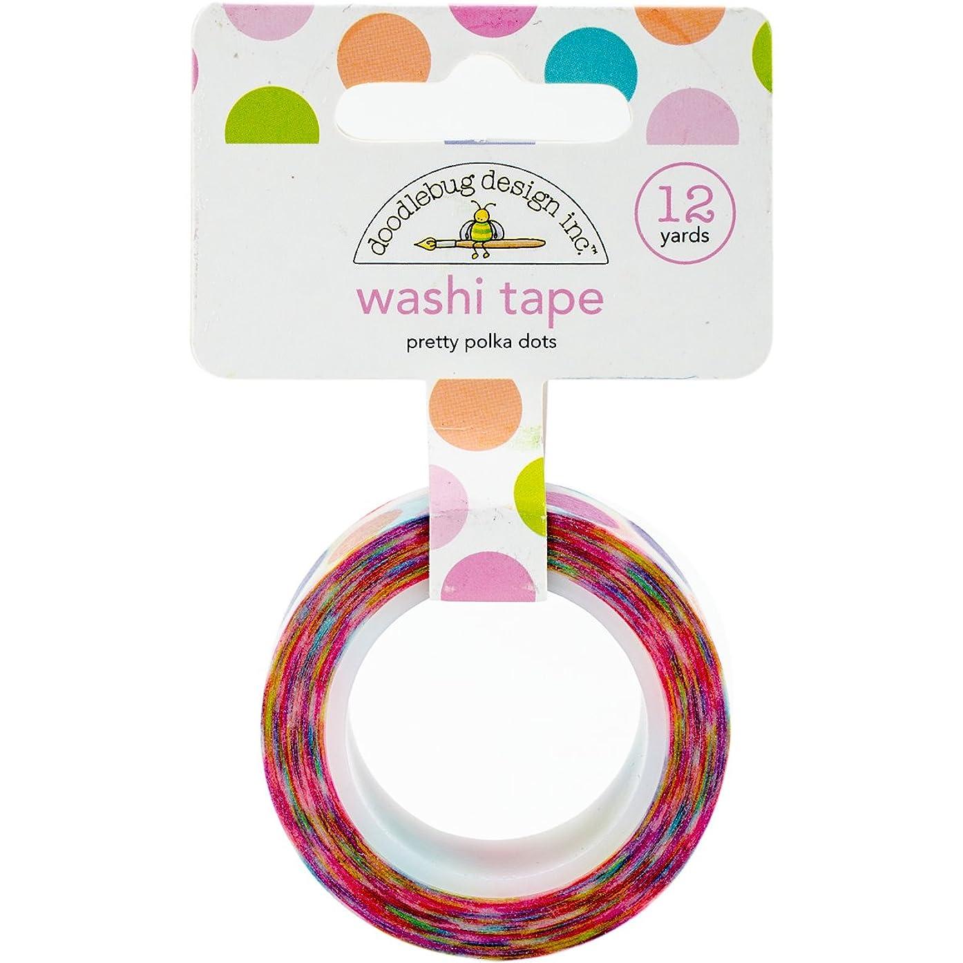 DOODLEBUG 5000 Washi Tape 15mm x 12yd