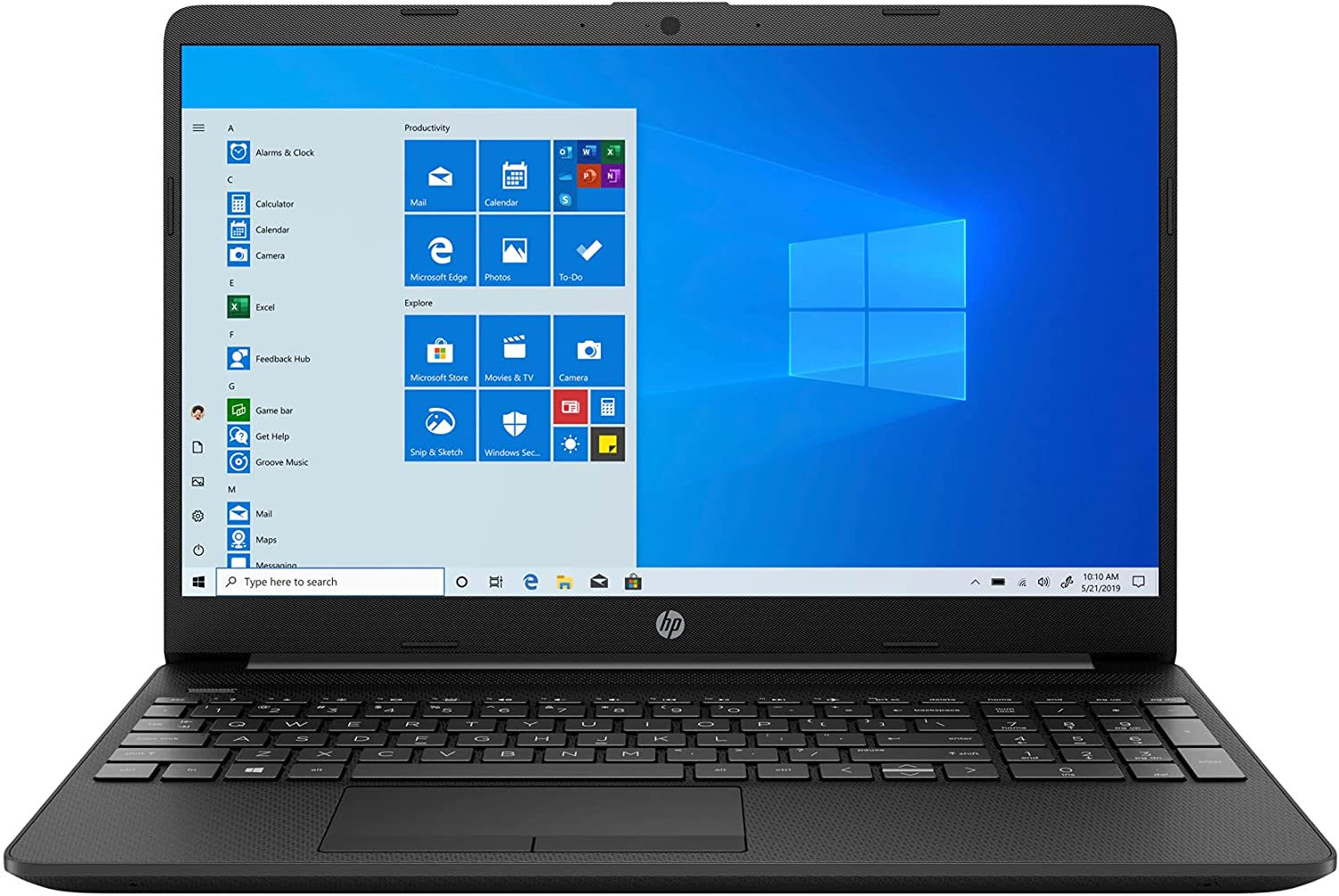 2021 Time sale Newest HP 15.6