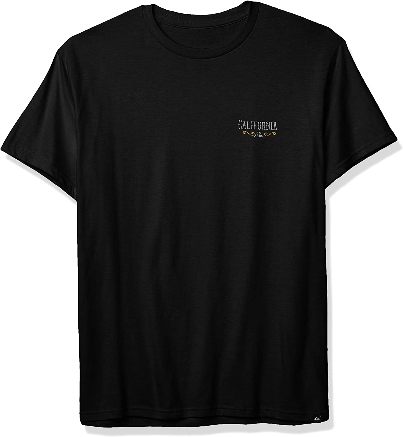 Quiksilver Mens Ca Surf Guide Tee