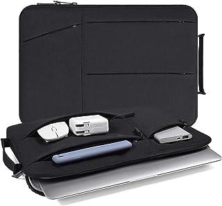 パソコンケース 15.6インチ CaseBuy ノートパソコン ケース ラップトップ スリーブケース 裏起毛 360°保護 衝撃吸収 MacbookPro16 HP Envy x360 15.6インチAcer Aspire E5-575 E...