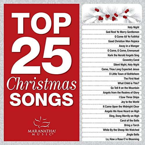 Top Christmas Songs.Top 25 Christmas Songs
