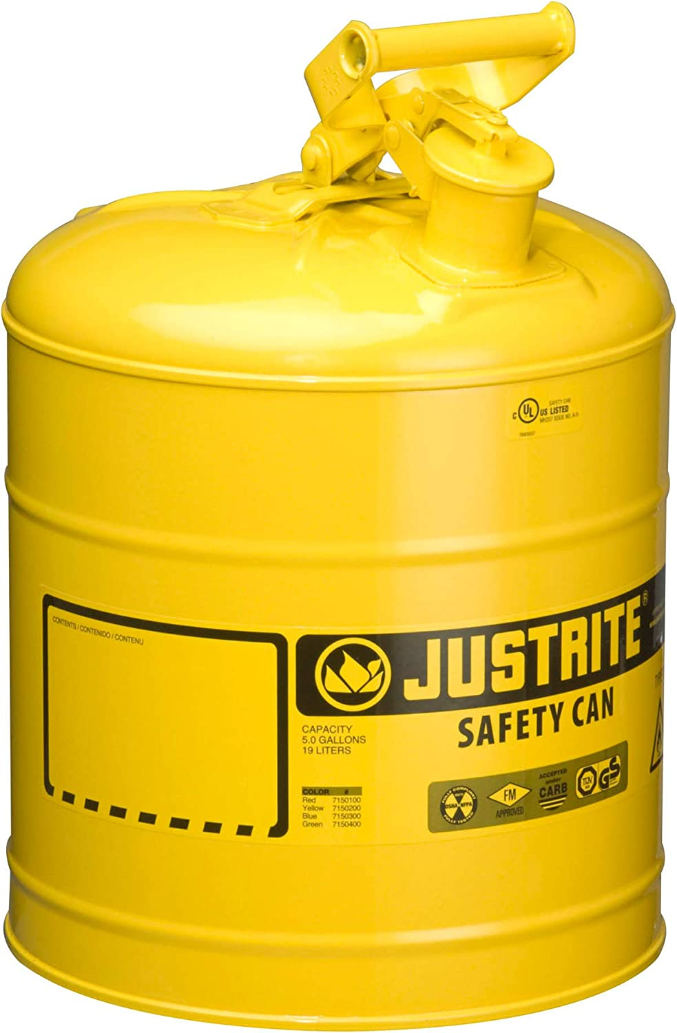 JDS HARDWARE IGE Plastic Jerry Can 10L Capacity