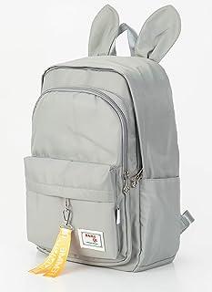 حقيبة ظهر مدرسية للاطفال من انبراند مقاس 17 انش, , رمادي - 686754132725