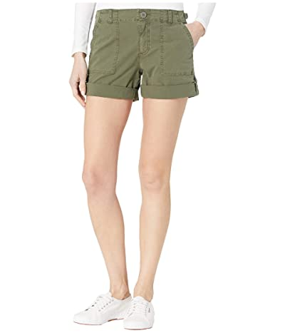 Sanctuary Squad Shorts (Aged Green) Women