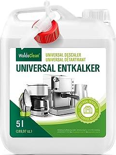 Détartrant liquide anticalcaire pour les machines automatique à café, tous les fabricants 5 litres