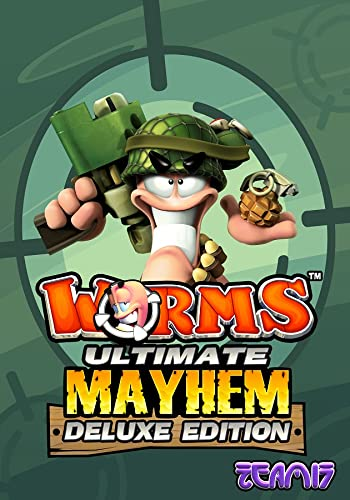 Worms Ultimate Mayhem - Deluxe Edition [PC Code - Steam]