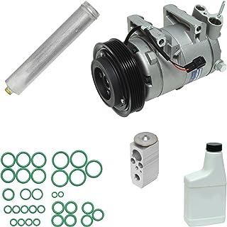 UAC KT 4870 Klimaanlagen Kompressor und Komponenten Set