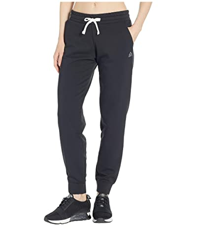 Reebok Training Elements French Terry Pants (Black) Women