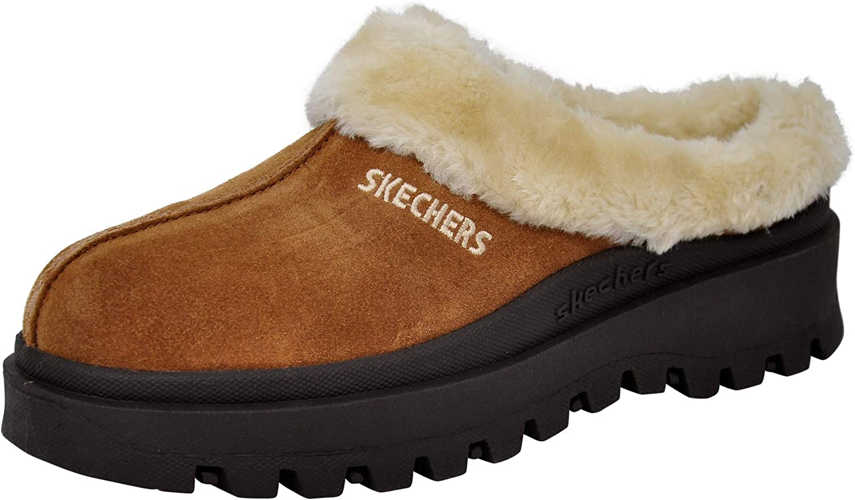 women's fortress clog slipper