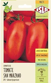 Sementes De Tomate San Marzano - Linha Multi
