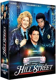 Pack Canción Triste de Hill Street (Hill Street Blues)  Volumen 1 al 3 [DVD]
