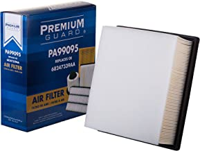 PG Air Filter PA99095 | Fits 2016-18 Fiat 500X, 2018-19 Jeep Compass, 2015-19 Renegade, 2015-18 Ram ProMaster City