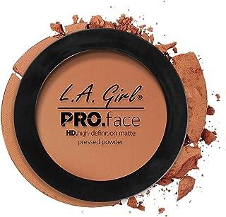 L.A. Girl HD Pro Face Pressed Powder, Cocoa, 7g
