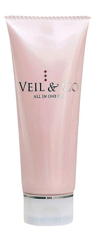 のホスト有毒な恩恵【VEIL&Co】ベールアンドコー 乾燥肌専用オールインワンジェル 100g
