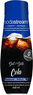 SodaStream Diet Cola Syrup, 440 ml