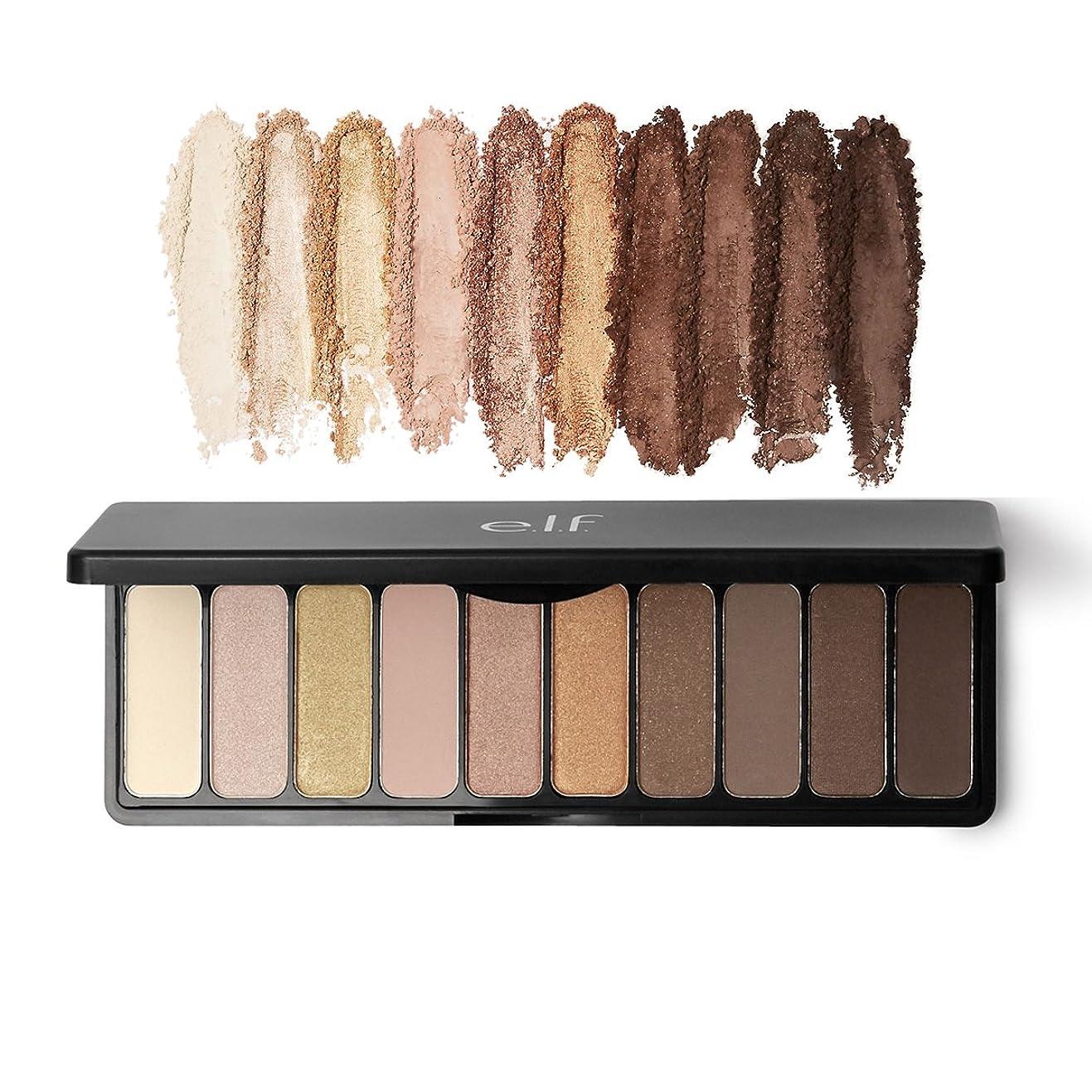 出血背骨問い合わせる(3 Pack) e.l.f. Need It Nude Eyeshadow Palette(New) (並行輸入品)
