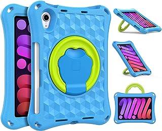 MoKo Case Fit New iPad Mini 6 8.3-inch 2021, iPad Mini 6th Generation Case for Kids, Lightweight EVA Shockproof Protective...