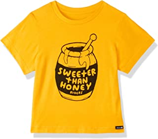 Riders by Lee Kids The Classic Tee Honey