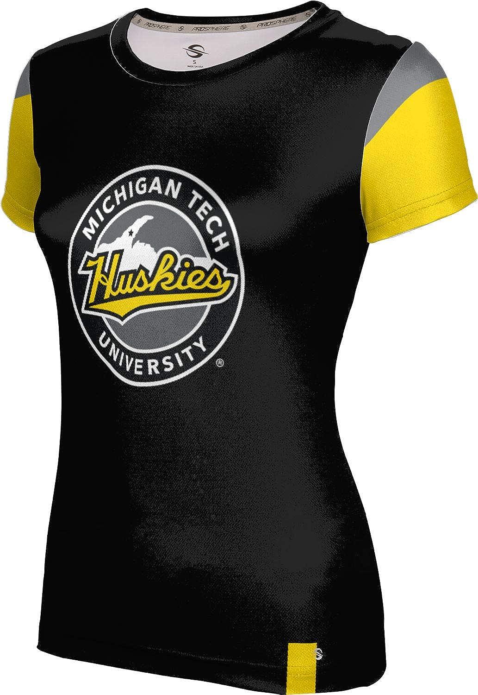 ProSphere Michigan Technological University Girls' Performance T-Shirt (Tailgate)