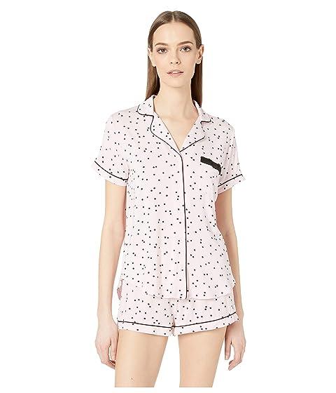 Kate Spade New York Evergreen Short Pajama Set