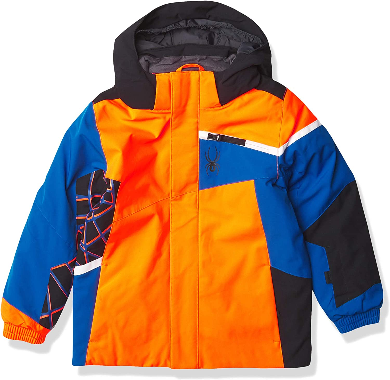 Spyder Max 64% OFF boys Mini Challenger Kids Free Shipping Cheap Bargain Gift Jacket Toddler Little