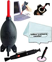 Sponsored Ad - Giottos AA1900 Large Rocket Blaster Air Duster + VCC113 Micro-Fiber Cloth + Lens Optic Pen Cleaner