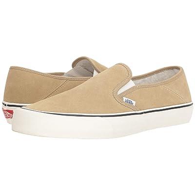 Vans Slip-On SF ((Fleece) Cornstalk/Marshmallow) Shoes
