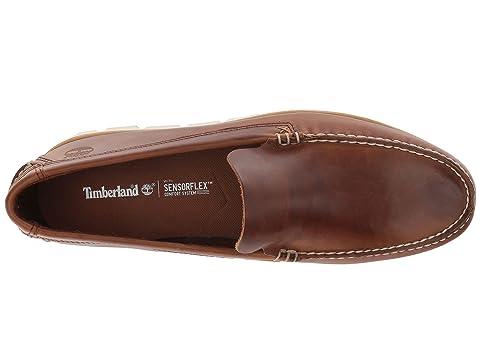 marrón Tidelands Grano Timberland de medio veneciano completo AZqFwZ