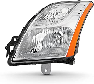 ACANII - For 2010-2012 Nissan Sentra Base/S/SL 2.0L Replacement Headlight Headlamp - Driver Side Only