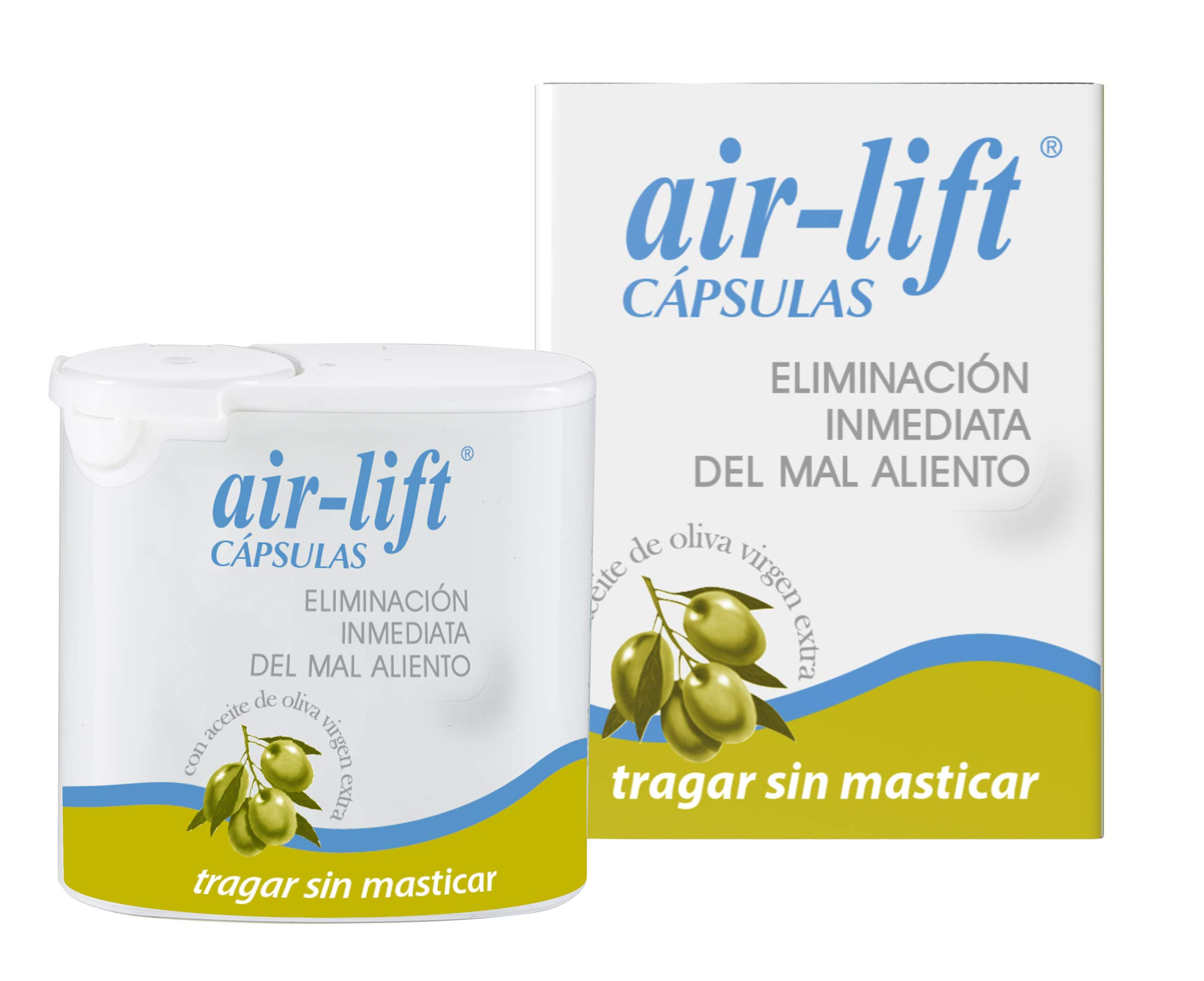 Air-lift Anti-halitosis Capsules, 40 Pieces