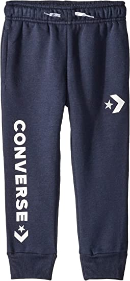 Star Chevron Graphic Joggers (Toddler/Little Kids)